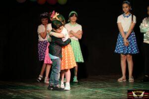scuola di teatro per bambini roma